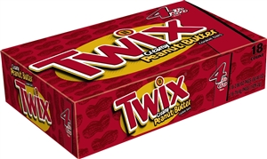 Twix Peanut Butter King Size Candy - 2.8 oz.