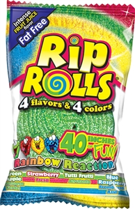 Rip Rolls Rainbow Reaction - 1.4 oz.