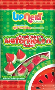 Upnext Gummies Watermelon Wedges - 4 oz.