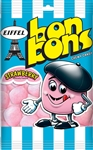 Eiffel bonbons Strawberry Chewy Candy - 4 Oz.