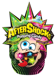 Aftershocks Popping Candy - 1.06 oz.