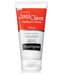 Rapid Clear Stubborn Acne Cleanser - 4.2 Fl.oz.