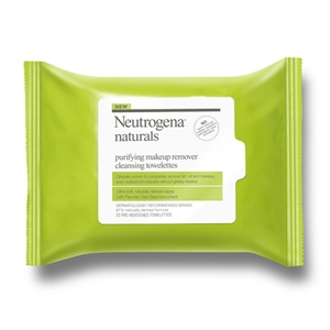Naturals Purifying Moisturizing Wipes