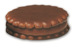 Choclate Marshmallow Pie - 0.95 Pound