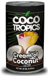 Coco Tropics Cream of Coconut - 57 fl.oz.