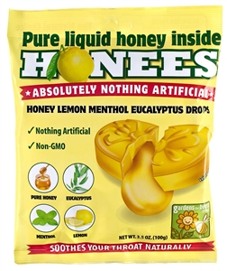 Honees Lemon Cough Drop