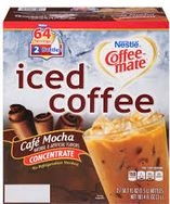 Nestle Coffee-Mate Mocha Concentrate Iced Coffee - 50.7 Oz.