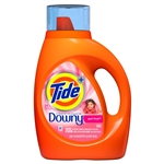 Tide 24 Load Liquid With Touch Of Downy April Fresh - 46 Fl. Oz.
