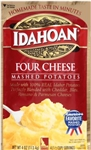 Idahoan Four Cheese Mashed Potatoes - 4 Oz.