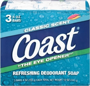 Classic Scent Coast Bar - 12 Oz.