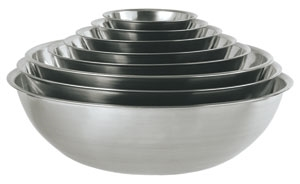 Bowl Mixing Stainless Steel - 20 Qt.