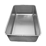 Aluminum Spillage Deep Pan - 6 in.