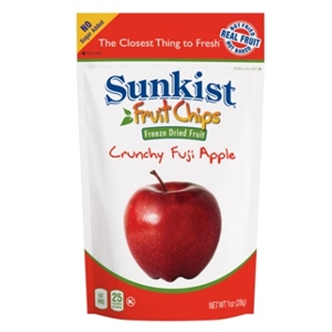 Sunkist Fruit 2.0 Fuji Apple Slices with Skin Open Stock