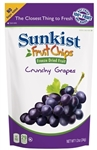 Sunkist Fruit 2.0 Grape Red Seedless Slices Open Stock - 1.2 Oz.