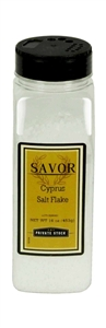 Sea Salt Flake Cyprus - 1 Lb.