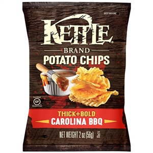 Carolina Barbeque Potato Chips - 2 Oz.