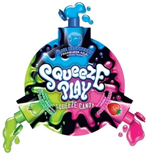 Squeeze Play Squeeze Candy - 2.1 Oz.