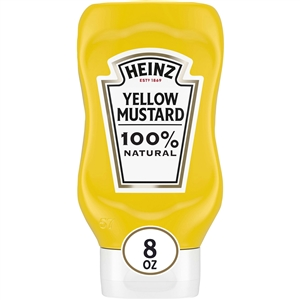 Yellow Mustard - 8 oz.