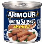 Armour Smoked Vienna Sausage - 4.6 Oz.