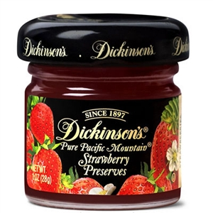 Strawberry Preserves - 1 oz.