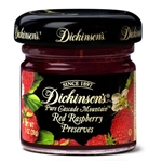 Red Raspberry Preserves - 1 oz.
