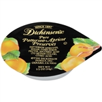 Dickinson Apricot Preserves Plastic Portion Control - 0.5 Oz.