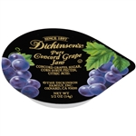Dickinson Grape Jam Plastic - .5 Oz.