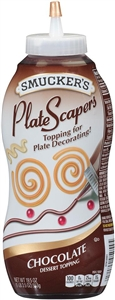 Chocolate Platescapers - 19.5 oz.