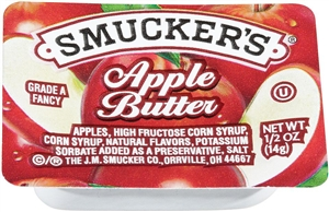 Apple Butter Plastic - 0.5 oz.