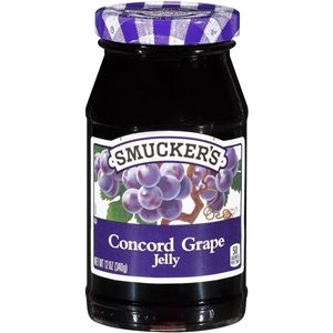 Grape Jelly - 12 Oz.
