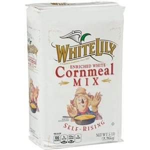 Self Rising Cornmeal Mix - 5 Lb.