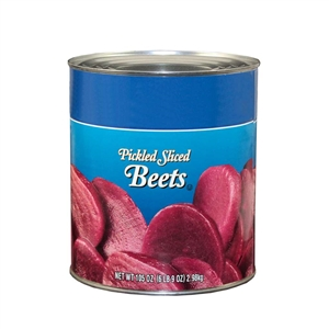 Pickled Sliced Beets