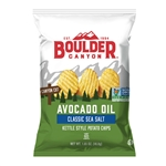 Boulder Canyon  Avacado Oil Sea Salt Kettle Chip - 1.65 Oz.