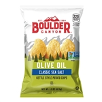 Boulder Canyon Olive Oil Kettle Chips - 1.5 Oz.