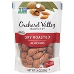 Dry Roasted Sea Salt Almonds - 1.4 Oz.