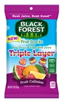 Black Forest Triple Layer Assortment Fruit Snack - 2 Oz.