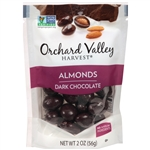 Dark Chocolate Almond - 2 Oz.