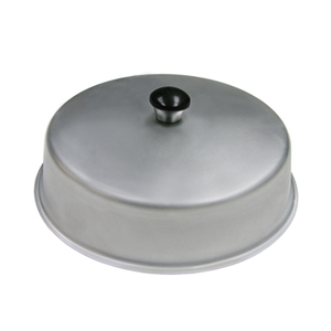 Aluminum Basting Cover 8 in.Tapered Bakelite