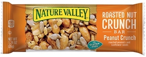 Nature Valley Roasted Nut Crunch Peanut Bars - 14.88 Oz.
