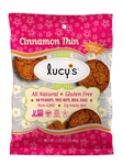 Lucys Gluten Free Cinnamon Thin Cookie Grab n Go - 1.25 Oz.