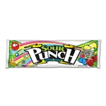 Sour Punch Rainbow Straws Candy - 4.5 Oz.