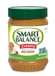 Smart Balance Rich Roast Creamy Peanut Butter - 16 Oz.