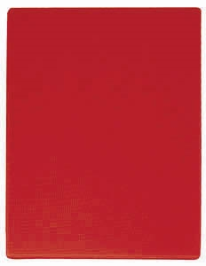 Cutting Board Red - 18 in.x 24 in.x 0.5 in.