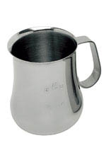 Stainless Steel Frothing Pitcher - 24 Oz.