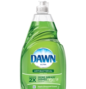 Dawn Ultra Antibacterial Apple Blossom Dish Detergent - 21.6 Oz.