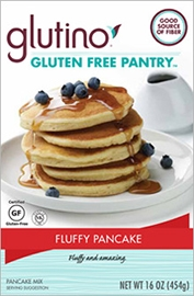 Glutino Fluffy Pancake Mix - 16 Oz.