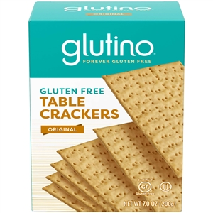Glutino Table Crackers - 7 Oz.