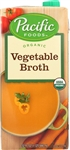 Pacific Organic Vegetable Broth - 32 Fl. Oz.