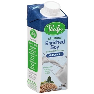 Enriched Soy Original Milk  - 8 Fl. Oz.