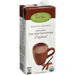 Pacific Organic Chai Latte Concentrate Orginal - 32 Fl. Oz.